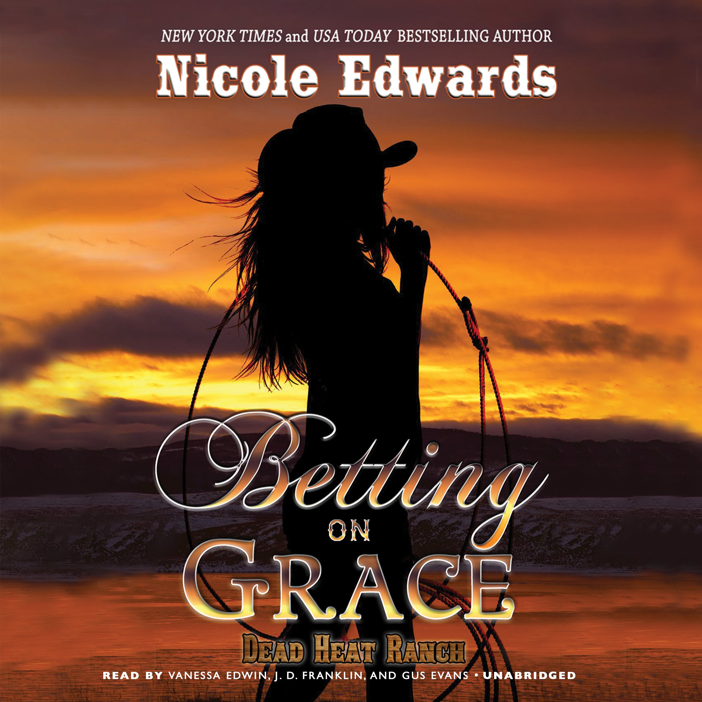 Betting on Grace (Dead Heat Ranch series, Book 1)