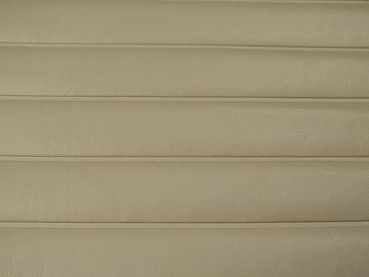 "Outdoor Boat Car Upholstery Medium Beige Marine Vinyl Fabric 15 Feet 54/""W"
