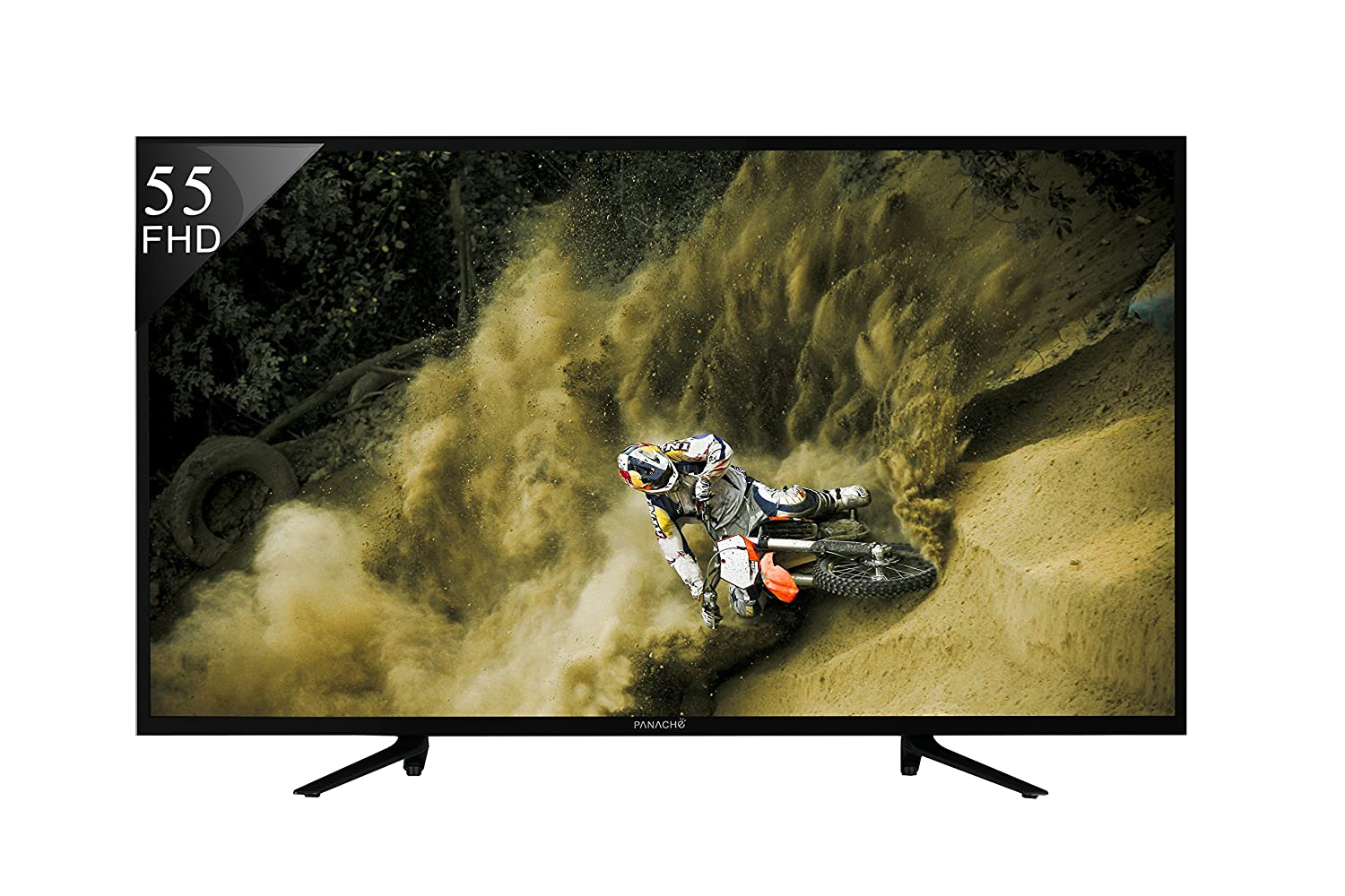 Panache 139.7 cm (55 inches) EL5501 Full HD LED TV