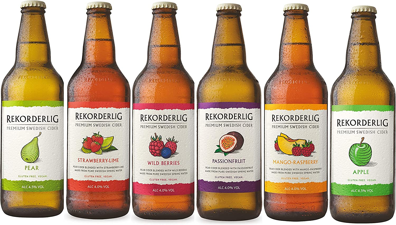 Rekorderlig Mixed Cider Case – 6 x 500ml