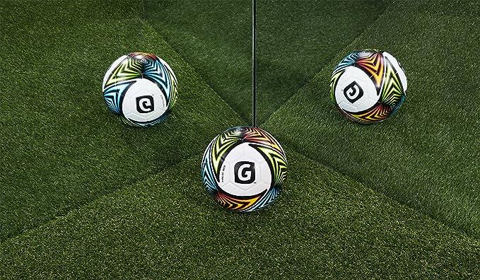 GLORY SPORTS Oficial Balón Bola de Entrenamiento Bola de Juego Balón de Fútbol Unión Termo,tamaño 5: Amazon.es: Deportes y aire libre