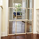 """North States MyPet 37"""" Tall & 48"""" Wide Wire Mesh"""
