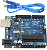 Sintron] UNO R3 ATMEGA328P + USB Cable + Reference PDF Files for Arduino's IDE