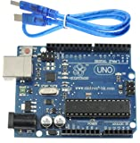 [Sintron] Arduino kompatibles UNO R3 Board ATMEGA328P + Reference PDF Files for Arduino's IDE