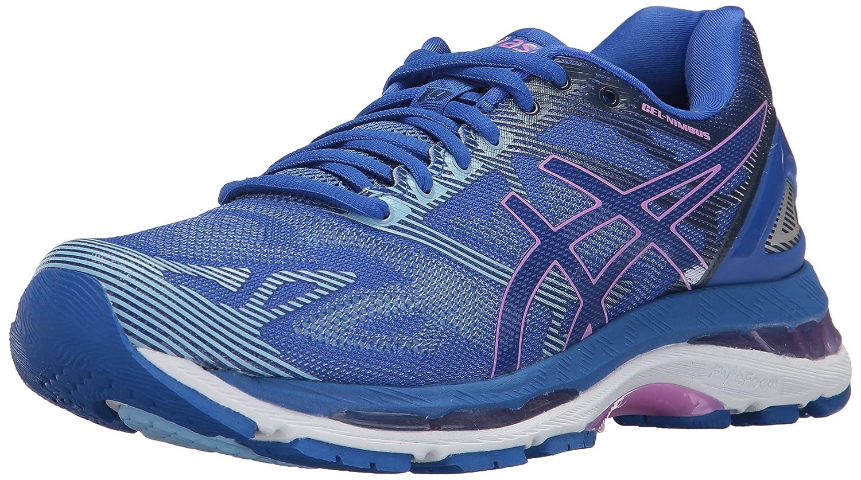 Bleu violet Violet Airy bleu ASICS Gel-Nimbus 19, Chaussures de Running Femme 39 EU