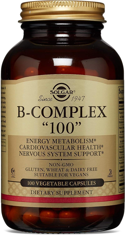 Ein Bild von Vitamin B Präparaten