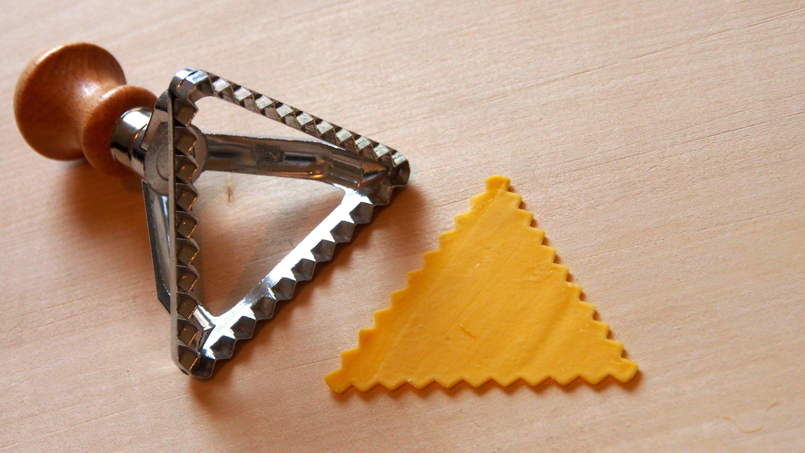 Triangle Ravioli Cutter 3''
