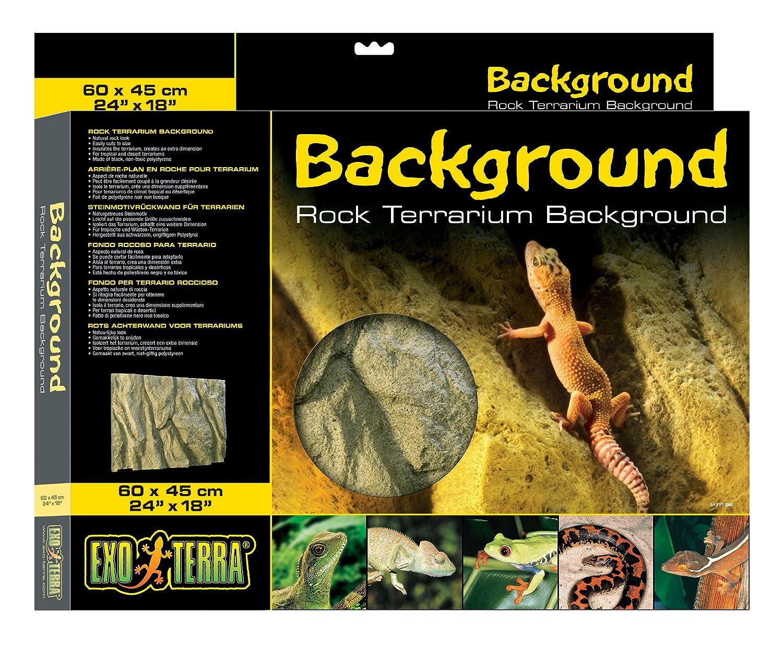 30 x 45 cm fits PT2602 Exo Terra Terrarium Foam Background