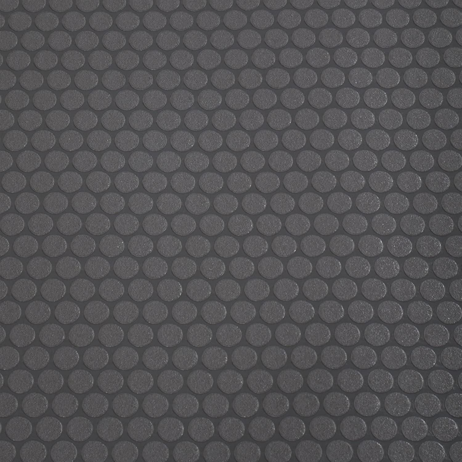 8' 2' Wide Nickel Pattern RV Flooring Gray - By The Foot RecPro
