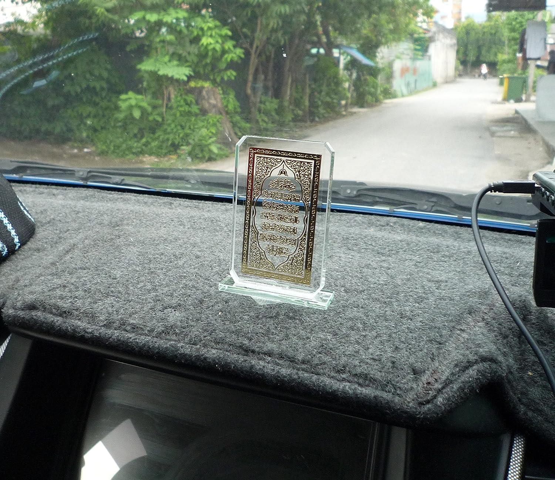 Amazoncom Islam Car Front Console Ornament A186 Mini Clystal