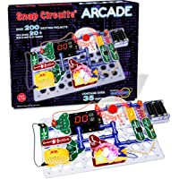 Snap Circuits Arcade Electronics Exploration Kit SCA-200 Deals