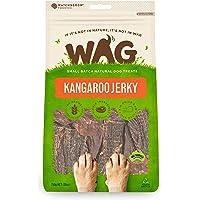 Kangaroo Jerky 750g, Grain Free Hypoallergenic Natural Australian Made Dog Treat Chew, & Breeds