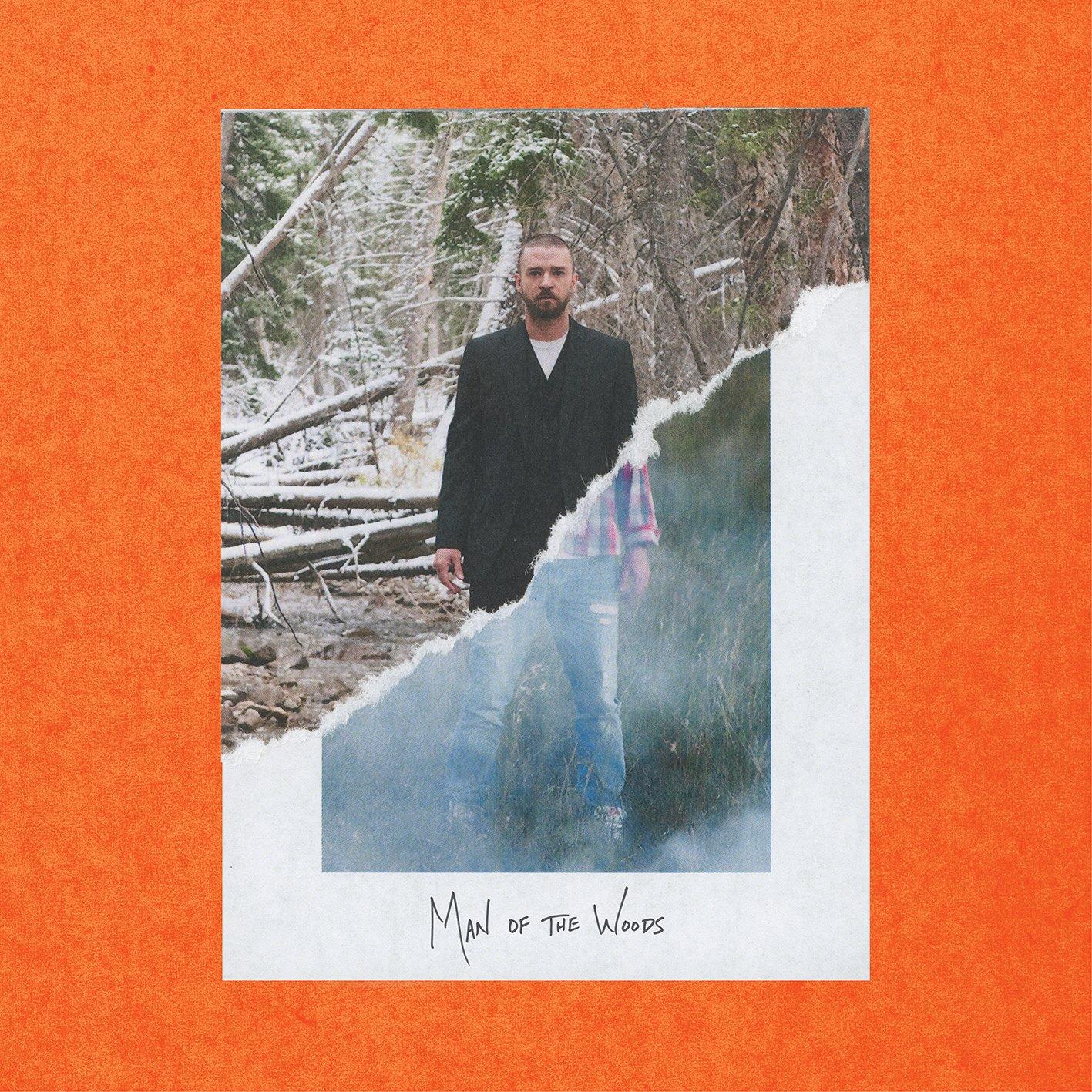 Resultado de imagem para justin timberlake man of the woods cover