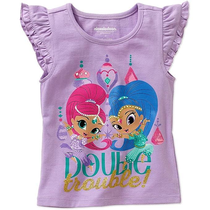 Amazon.com: Nickelodeon Shimmer y Shine bebé Little Girls ...