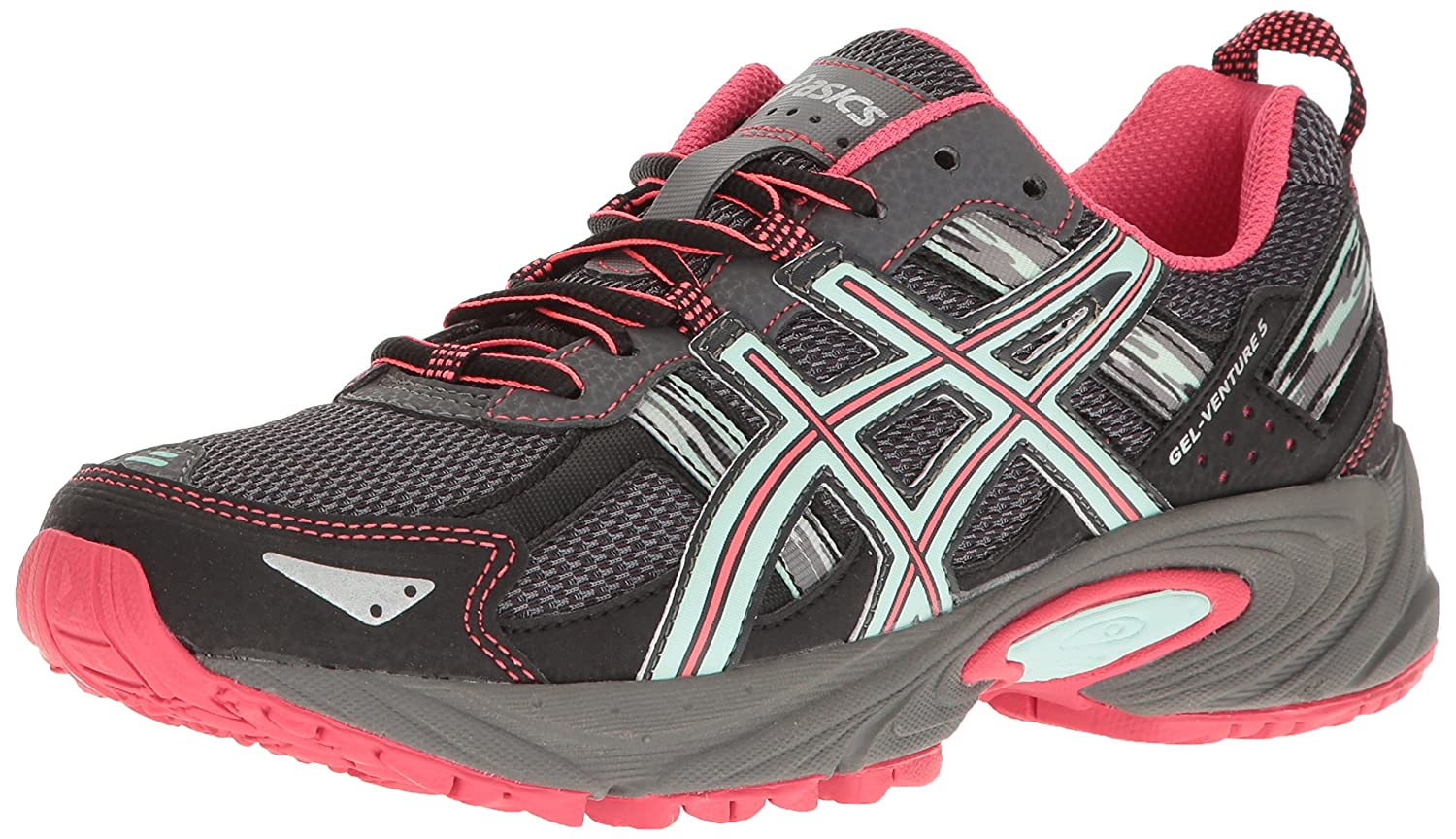 finest selection 5cb70 9812c ASICS Women's GEL-Venture 5 Running Shoe