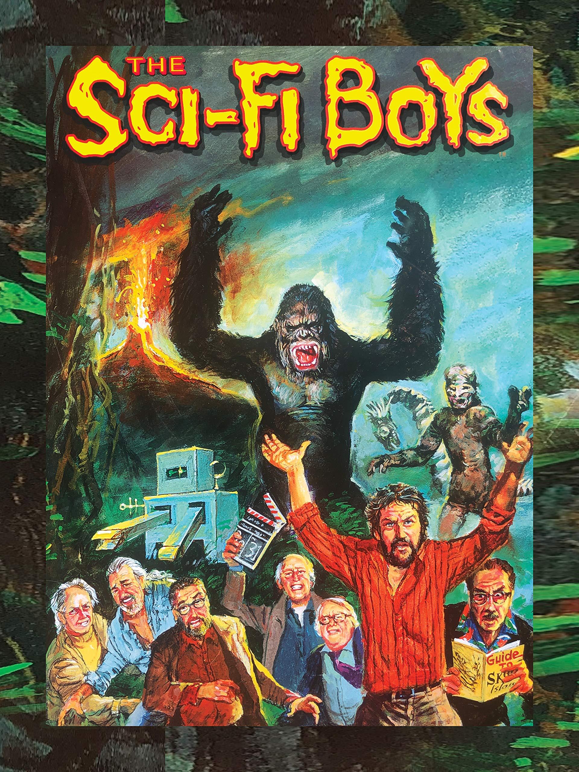 The Sci-Fi Boys