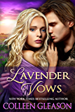 Lavender Vows: A Mini-Novel (The Medieval Herb Garden Series Book 1)