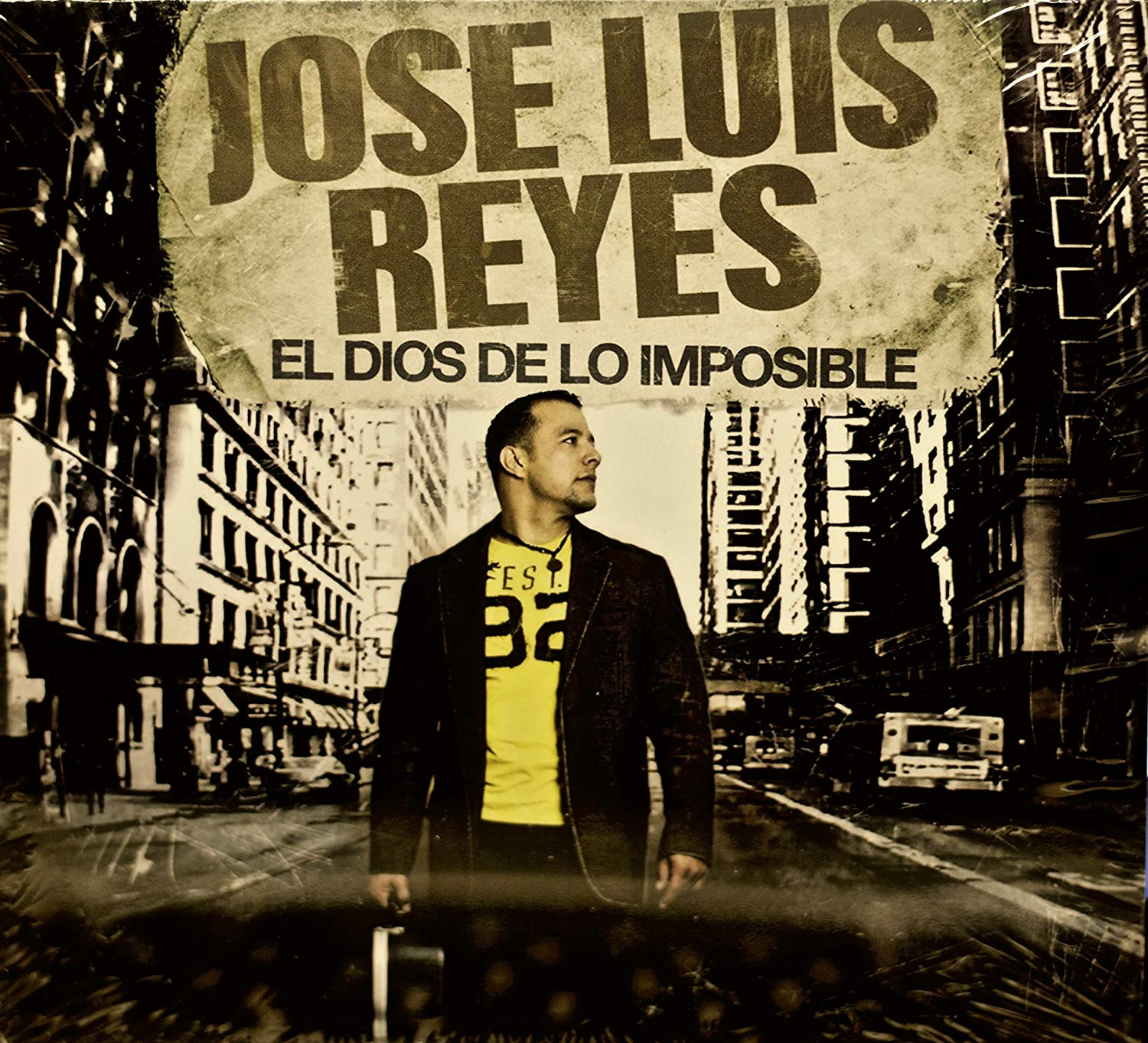 Reyes Jose Luis Dios De Lo Imposible Amazon Com Music