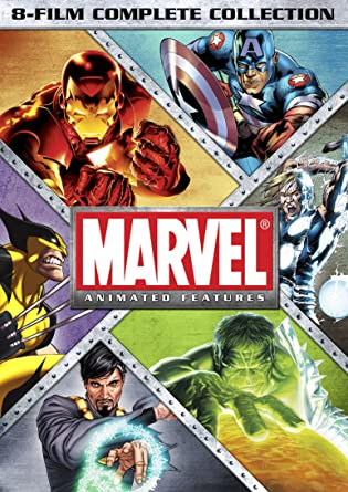 Marvel 8-Film Collection for j...