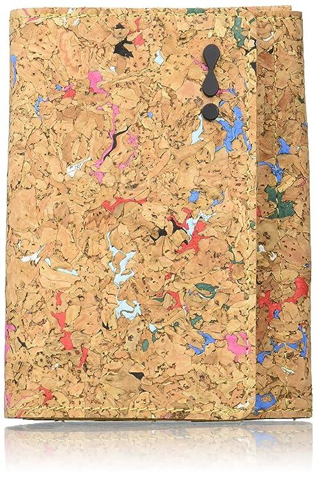 Skunkfunk Nyamera, Cartera para Mujer, Varios Colores (Moustard), 2.5x9.
