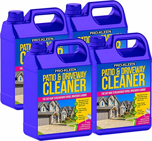 Pro Kleen Patio Amp Driveway Cleaner 10l Removes Green