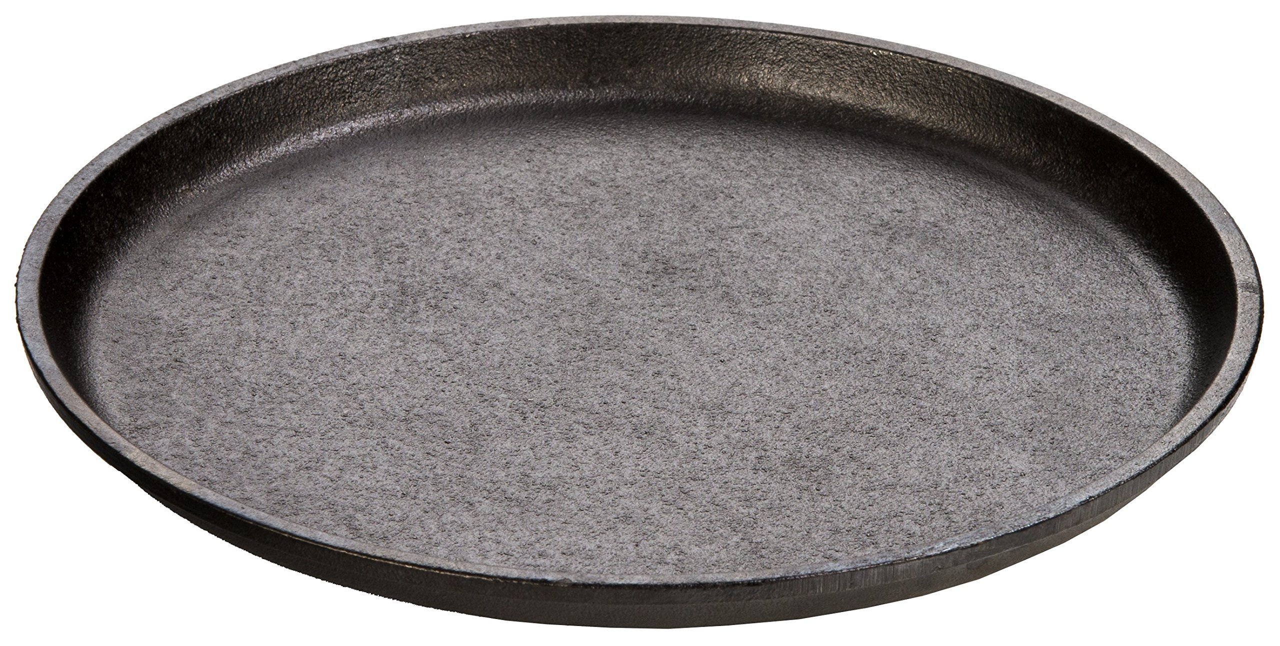 Lodge Logic Cast Iron 9-1/4'' Round Griddle w/o Handles