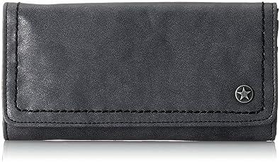 s.Oliver Damen Geldbörse, 1 x 10 x 19 cm, grau (smoked pearl) 39.708 ... 24fda03802