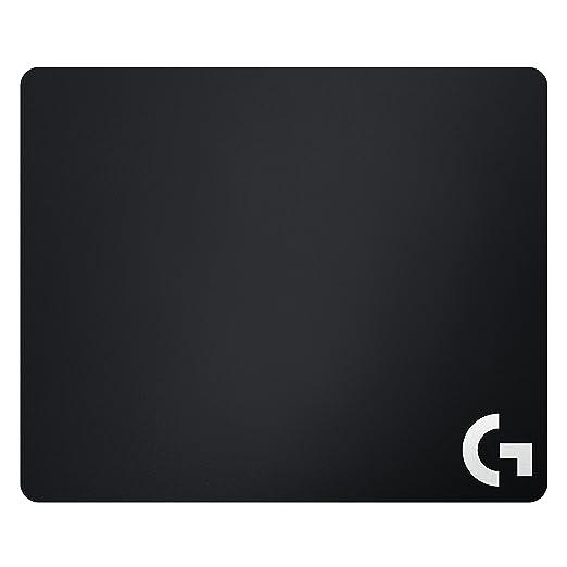 72 opinioni per Logitech G640 Tappetino per Mouse da Gioco, Nero/Antracite
