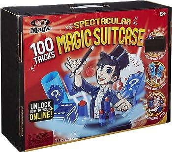 Ideal 100-Tricks Spectacular Magic Show Suitcase