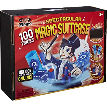 best Ideal Spectacular Magic Show Suitcase reviews