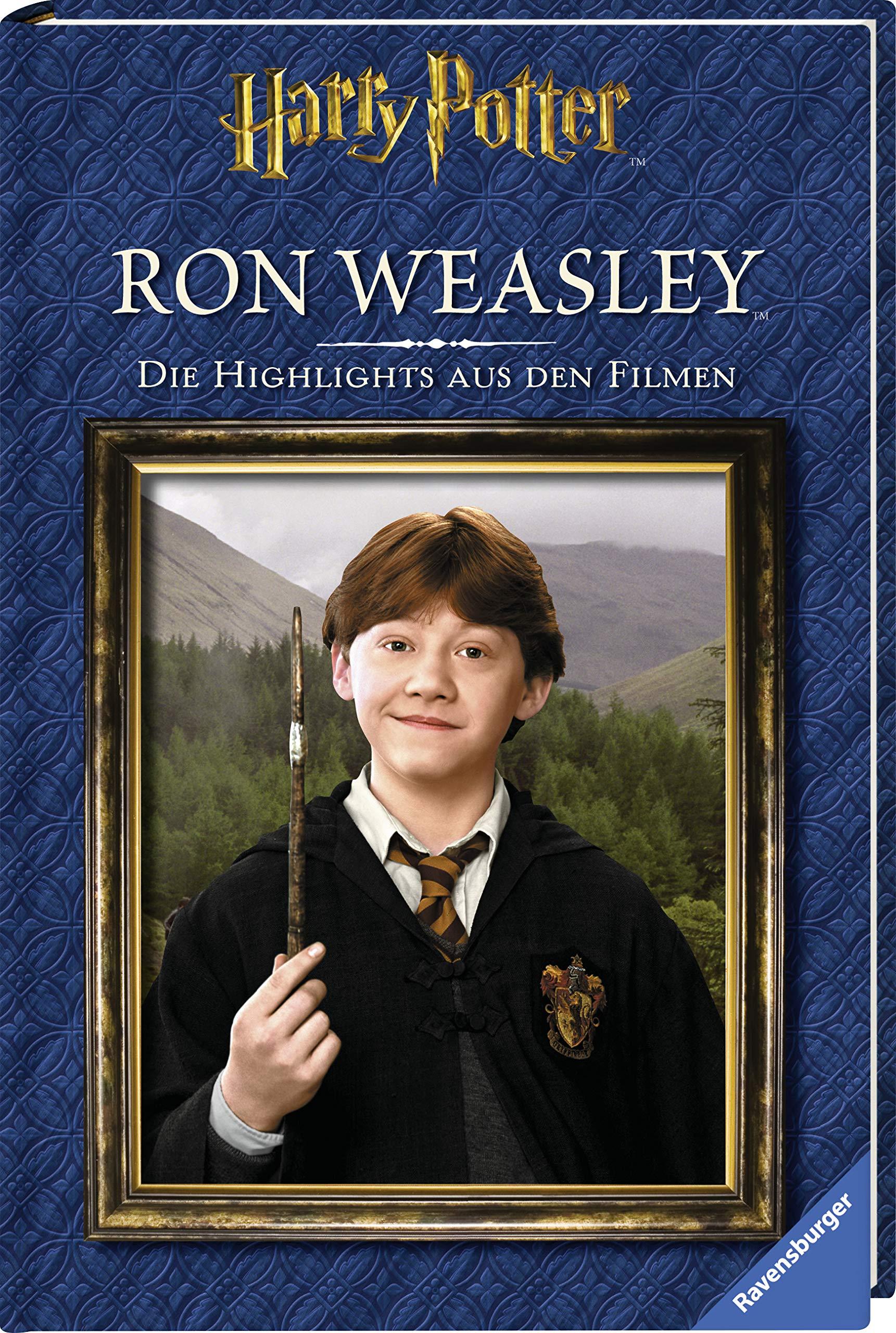 Harry Potter Tm Die Highlights Aus Den Filmen Ron Weasley Tm 9783473408047 Amazon Com Books