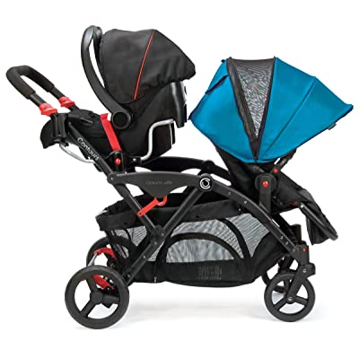 Contours Options Elite Tandem Stroller, Laguna Review