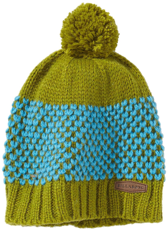 Billabong Berretto uomo Stopover cappello, Verde (bright green), Taglia unica N5BN17 N5BN17_1962_Onesize