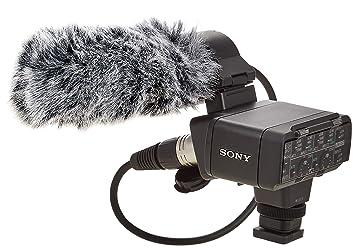 Sony XLR-K2M Adaptor Kit with Microphone