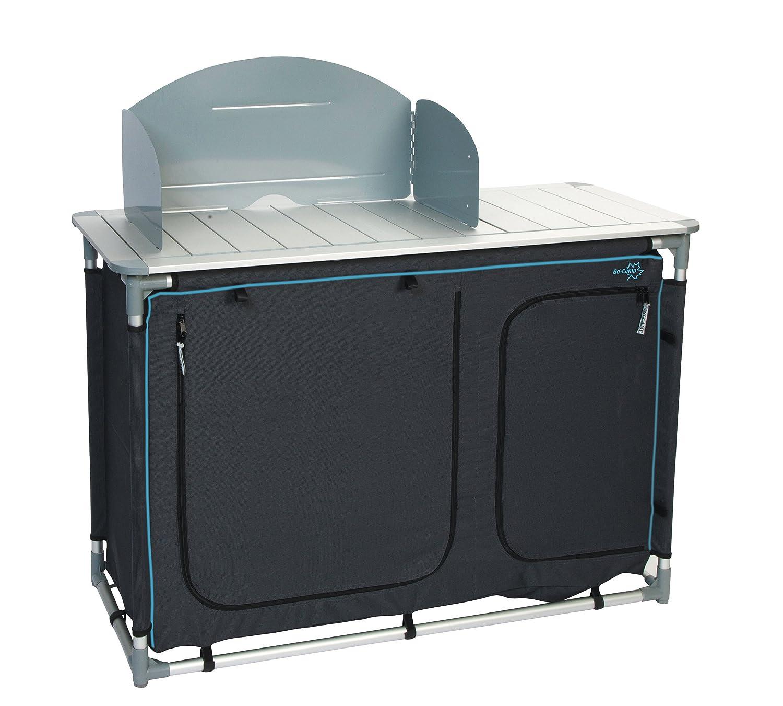 117x50x80 cm Bo-Camp Deluxe avec /évier Cuisinette