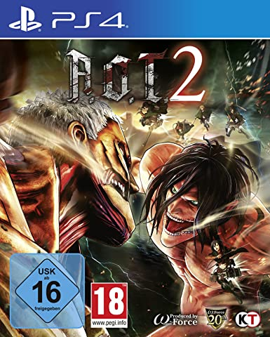 Koch Media AoT 2 vídeo - Juego (PlayStation 4, Acción / Aventura ...