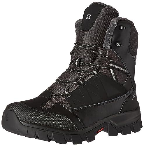 Salomon Chalten TS CSWP - Calzado - negro 2016: Amazon.es: Zapatos y complementos