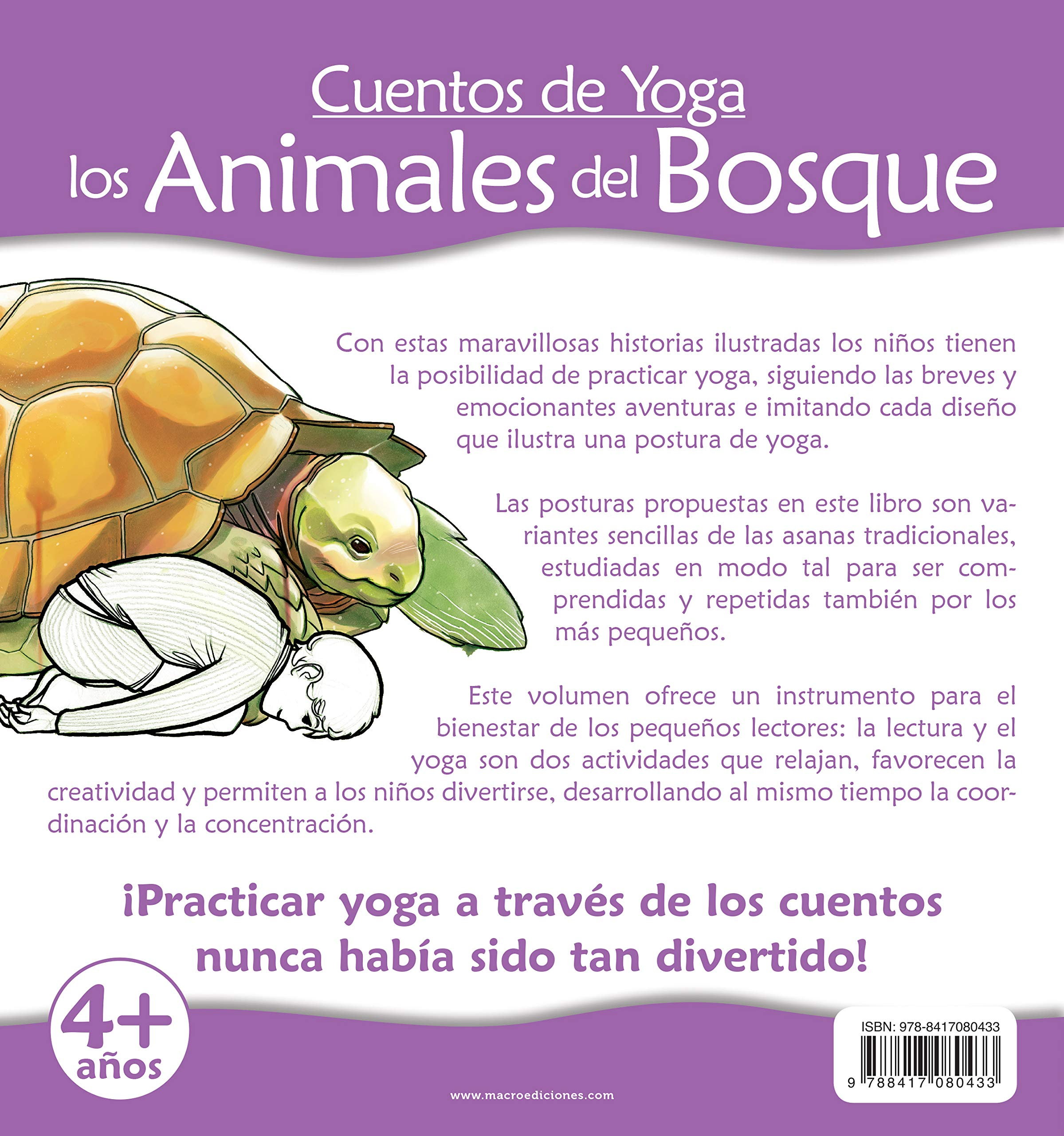Cuentos de Yoga: los Animales del Bosque: 2 historias ...