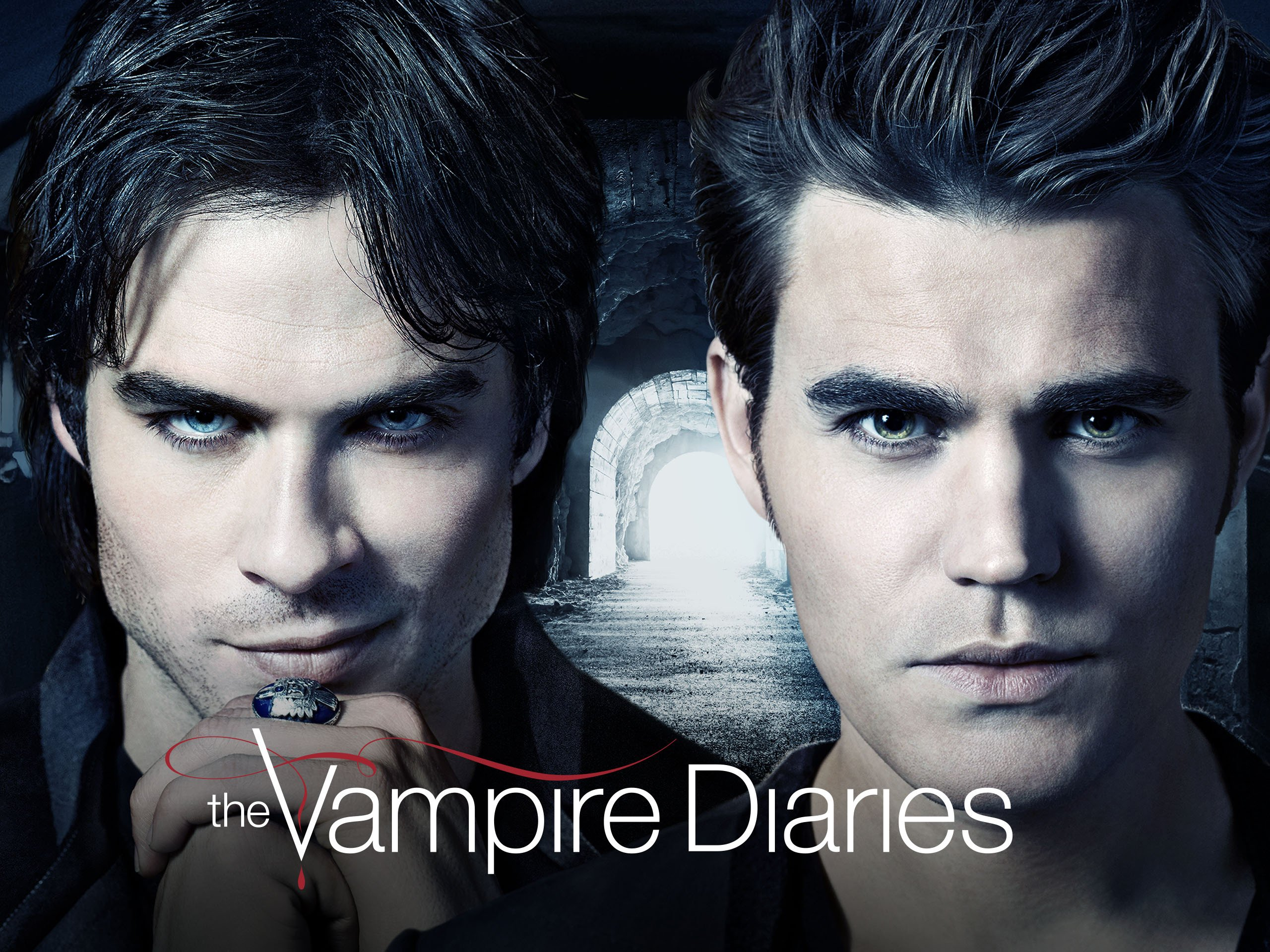 THE VAMPIRE DIARIES STREAMA GRATIS