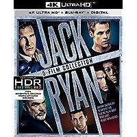 Jack Ryan 5-Film Collection UHD 4K Deals