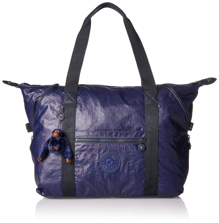 Kipling - ART M - Bolsa de viaje - Lacquer Indigo - (Púrpura): Amazon.es: Equipaje