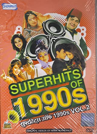 Amazon com: Superhits Of 1990s Vol  2 (Bollywood Hit Music