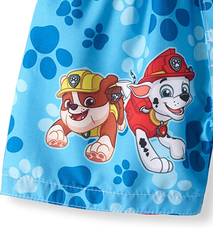 Paw Patrol Infant Baby Boys Swim Trunks Nickelodeon UPF 0//3 3//6 6//9 12 18 24 M