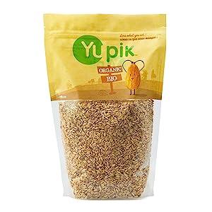 Yupik Organic Oat Groats, 2.2 Pound