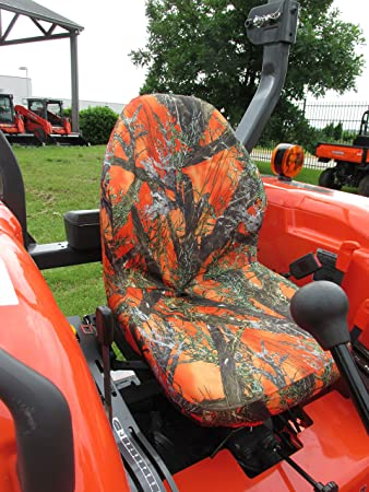 Amazon.com: durafit Seat Covers, KU20 Kubota fundas para ...