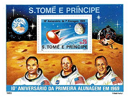 Space Stamps For Collectors