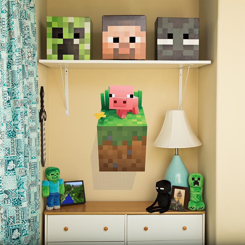 Amazon.com: JINX Minecraft Creeper Inside (Plus Pig and Cow ...