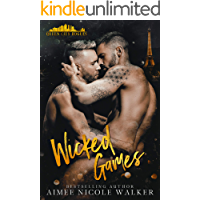 Wicked Games (Queen City Rogues, #2) (English Edition)