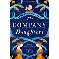 The Company Daughters: A heart-wrenching colonial love story book cover