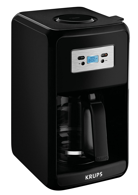 Amazon.com: Cafetera Krups Savoy de 12 tazas, Jarra de ...